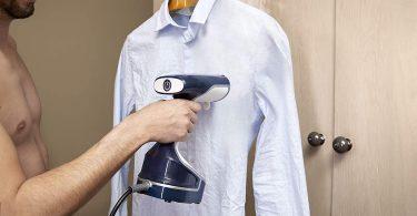 Utilisation du défroisseur vapeur calor DR8085C0